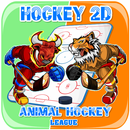 ICE HOCKEY 2D - 4x4