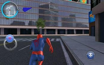 Новый человек паук 2 на андроид скачать вторая версия аркадного.