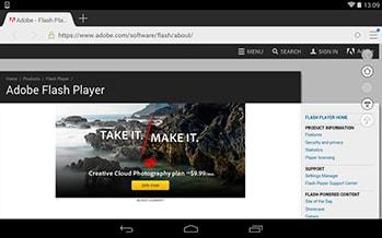 Флеш Плеер Андроид 2.3.6 Скачать