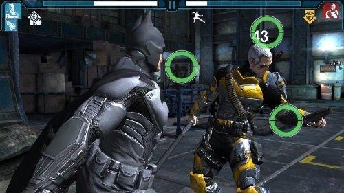 бэтмен игра на андроид скачать - фото 10