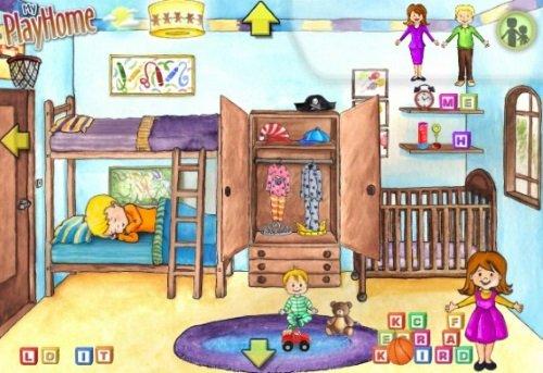 Скачать Бесплатно Игру My Play Home - фото 7