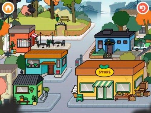 Скачать бесплатно игру my town home