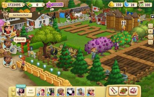 Скриншот для FarmVille 2 - 3