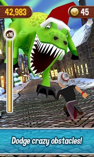 Скриншот для Angry Gran Run - 1