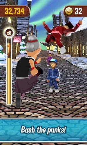 Скриншот для Angry Gran Run - 4