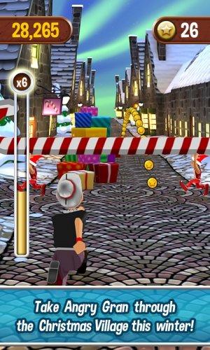 Скриншот для Angry Gran Run - 3