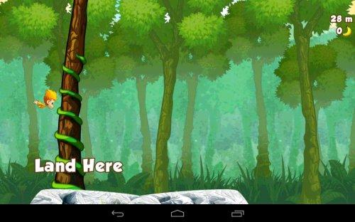 Скриншот для Benji Bananas - 3