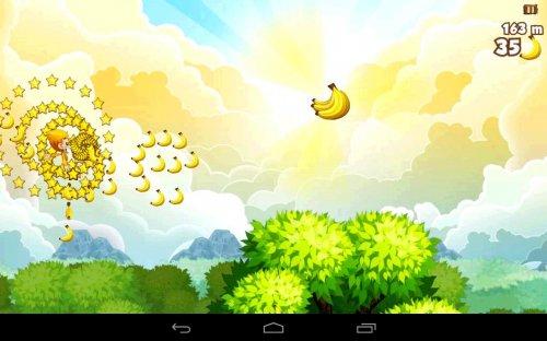 Скриншот для Benji Bananas - 1