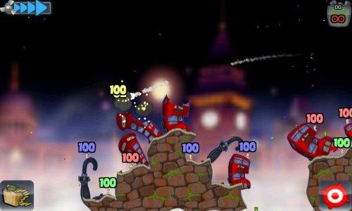 Скриншот для WORMS - 2