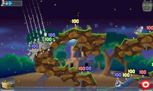 Скриншот для WORMS - 1