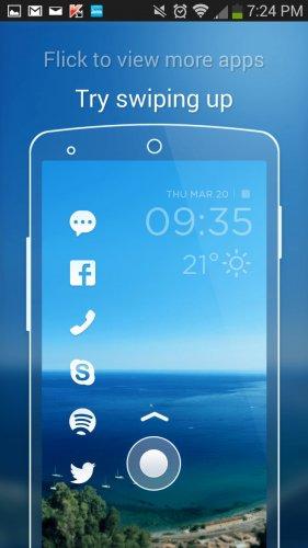 Скриншот для CM Locker - 2