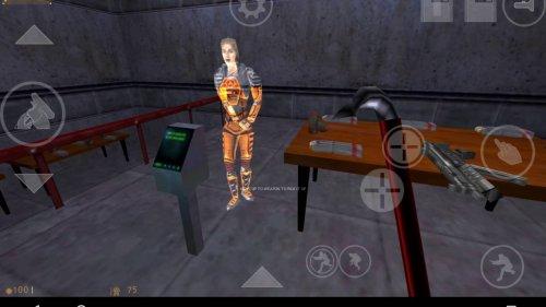 Скриншот для Xash3D - 2