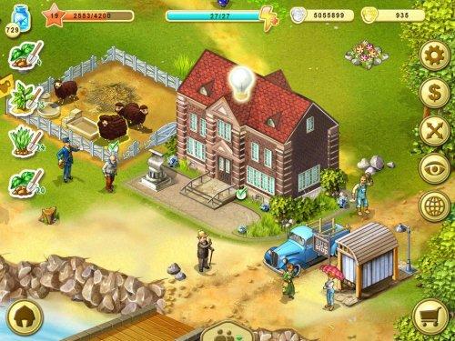 Скриншот для Ферма Джейн - 2