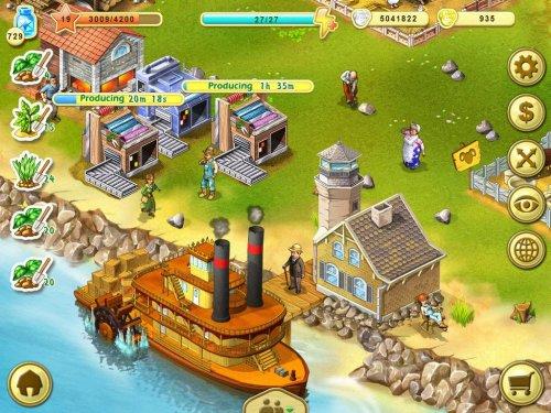 Скриншот для Ферма Джейн - 1