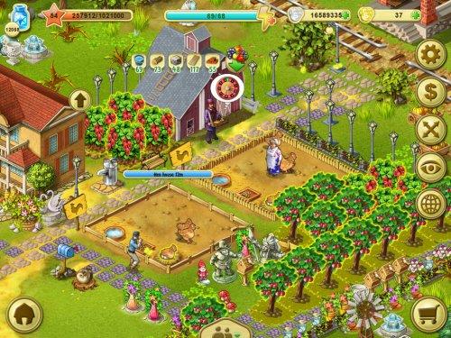 Скриншот для Ферма Джейн - 3