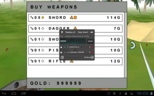 Скриншот для Game Hacker - 1