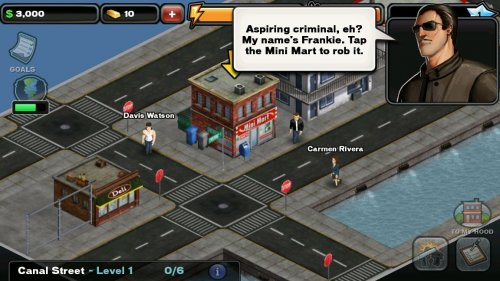 Скриншот для Crime City - 1
