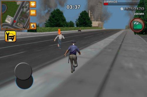 Скриншот для Crime City - 2
