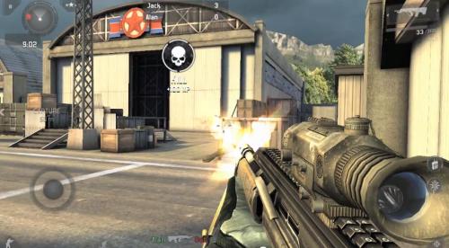 Скриншот для Modern Combat 5 - 1
