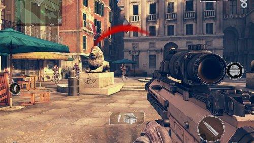 Скриншот для Modern Combat 5 - 3