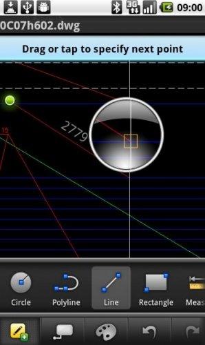 Скриншот для AutoCAD - 3