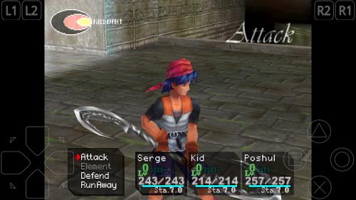 Скриншот для ePSXe - 1