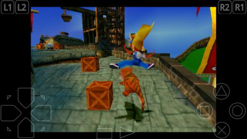 Скриншот для ePSXe - 2