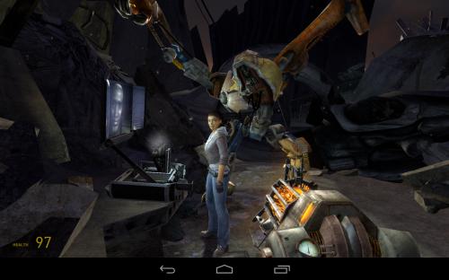 Скриншот для Half-Life 2 - 1