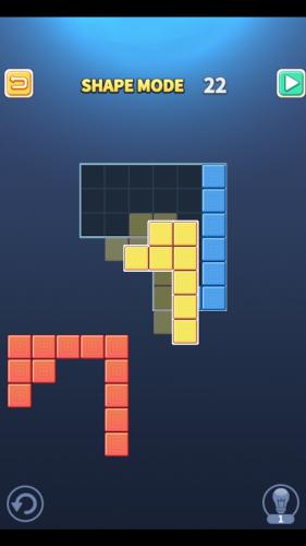 Скриншот для Block Puzzle - 2