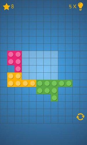 Скриншот для Block Puzzle - 1