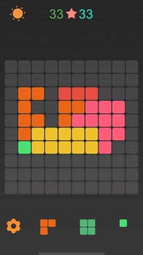 Скриншот для Block Puzzle - 3