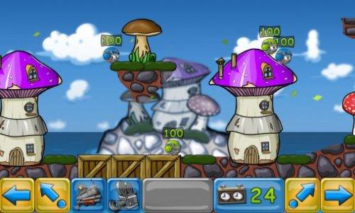 Скриншот для Warlings - 1