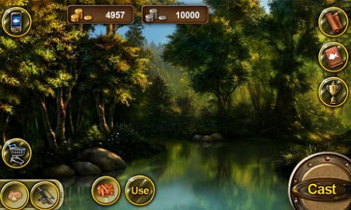 Скриншот для Рыбное Место - 1