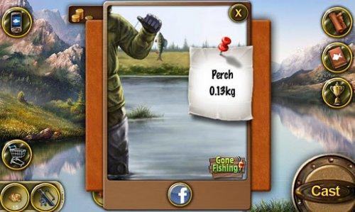 Скриншот для Рыбное Место - 3