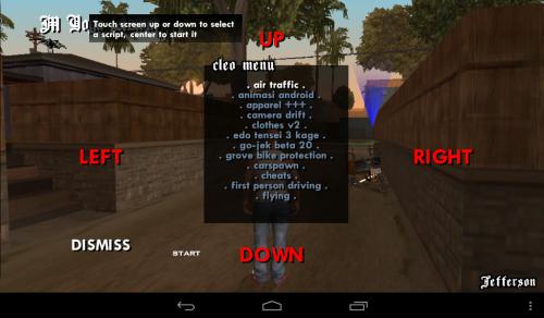 Скриншот для CLEO SA - 3