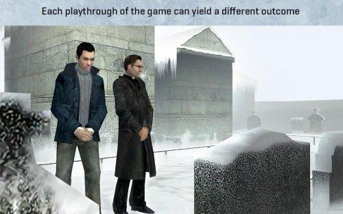 Скриншот для Fahrenheit - 2
