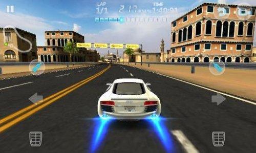 Скриншот для City Racing 3D - 2