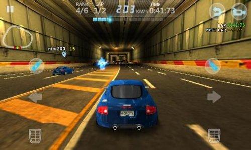 Скриншот для City Racing 3D - 3