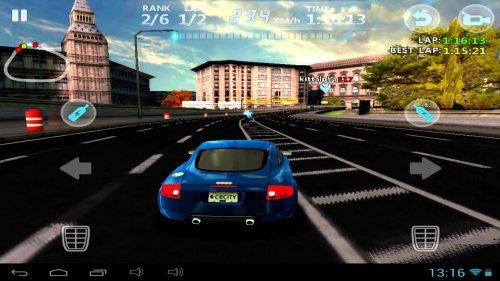 Скриншот для City Racing 3D - 1