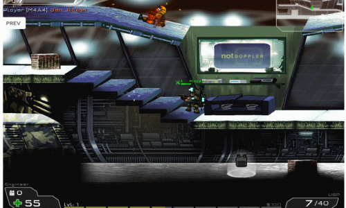 Скриншот для Strike Force: Heroes - 1
