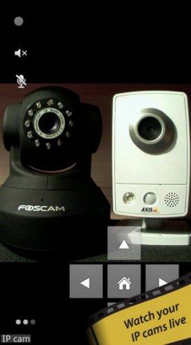 Скриншот для tinyCam Monitor PRO - 1