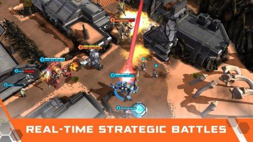 Скриншот для Titanfall: Assault - 1