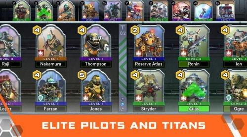Скриншот для Titanfall: Assault - 3
