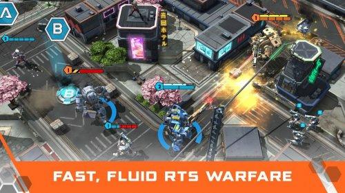 Скриншот для Titanfall: Assault - 2