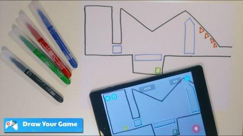 Скриншот для Нарисуй Свою Игру - 2