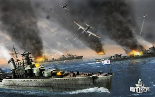 Скриншот для World Warships Combat - 3