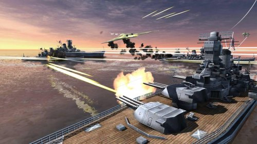 Скриншот для World Warships Combat - 2