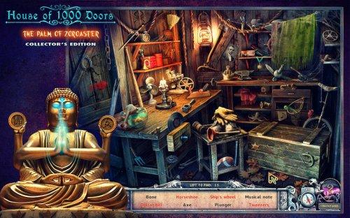 Скриншот для Дом 1000 дверей - 2