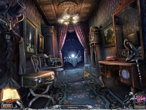 Скриншот для Дом 1000 дверей - 1