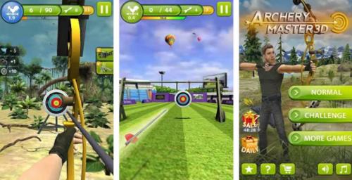 Скриншот для Archery Master 3D - 1